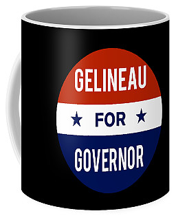 Gelineau For Governor 2018 Coffee Mug