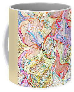 Coffee Mug featuring the digital art Gene Therapy by Mike Braun
