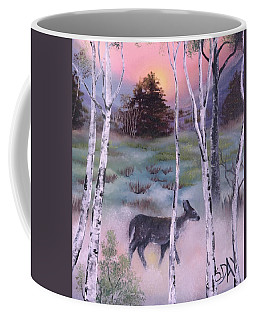 Gentle Mist Coffee Mug