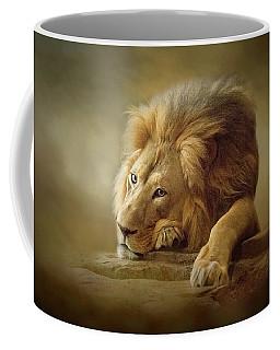 Coffee Mug featuring the digital art Gentle Soul by Nicole Wilde
