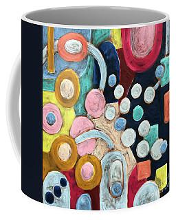 Geometric Abstract 3 Coffee Mug