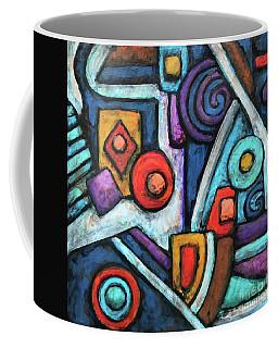 Geometric Abstract 4 Coffee Mug