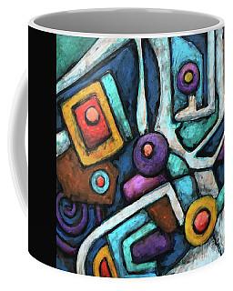 Geometric Abstract 6 Coffee Mug