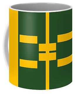 Geometric Field Coffee Mug