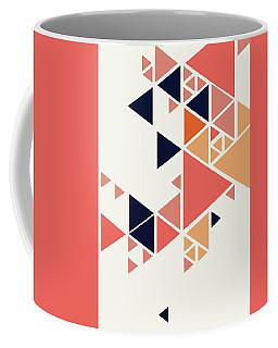 Geometric Painting 1 Coffee Mug