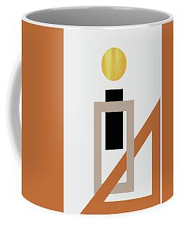 Geometric Painting 10 Coffee Mug