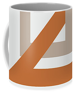Coffee Mug featuring the painting Geometric Painting 10 by Arttantra