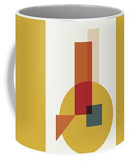 Geometric Painting 13 Coffee Mug