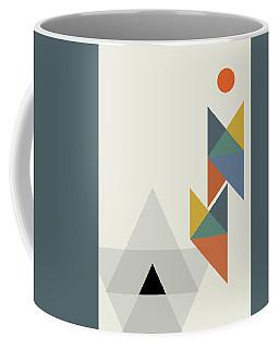 Geometric Painting 14 Coffee Mug
