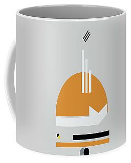 Geometric Painting 8 Coffee Mug