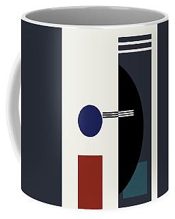 Geometric Painting 9  Coffee Mug