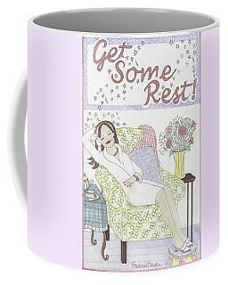 Get Some Rest Coffee Mug