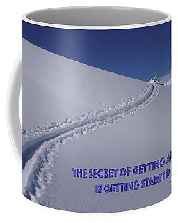 Getting Ahead II Coffee Mug