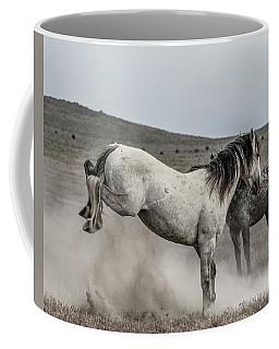 Getting Some Air Coffee Mug