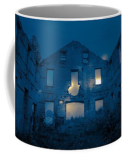 Ghost Castle Coffee Mug