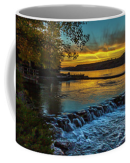 Giant Springs Dusk Coffee Mug