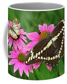 Giant Swallowtail Papilo Cresphontes Coffee Mug