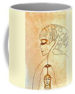 Gifts Of The Mind Coffee Mug