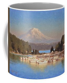 Gig Harbor - Afternoon Sun Coffee Mug