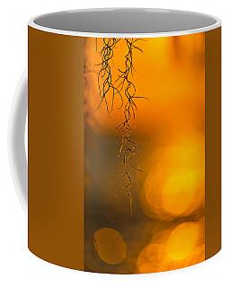 Gilded Moss Coffee Mug