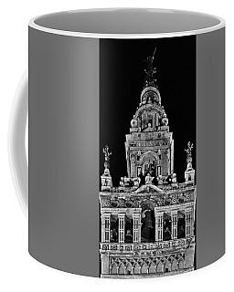 Giralda Tower In Monochrome. Seville Coffee Mug
