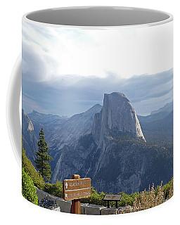 Glacier Point Coffee Mug