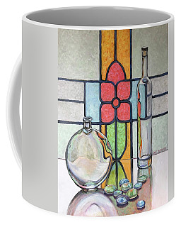 Glass And Light Coffee Mug