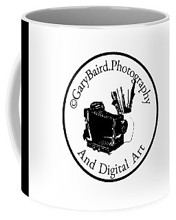 Glb Photography Logo Coffee Mug