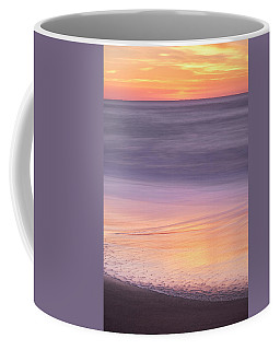 Coffee Mug featuring the photograph Gleneden Beach Sunset by Whitney Goodey
