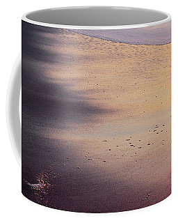 Coffee Mug featuring the photograph Gleneden Glow by Whitney Goodey