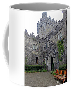 Glenveagh Castle Entrance Coffee Mug