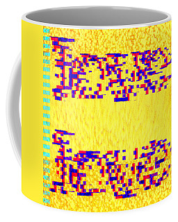 Glitched Love Coffee Mug
