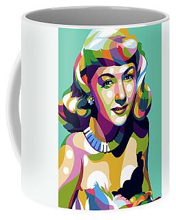 Gloria Graham Coffee Mug