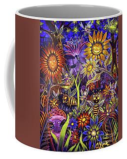 Glowing Fairy Forest Coffee Mug