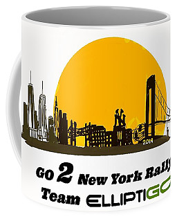 Go 2 Ny Rally 2019 Coffee Mug
