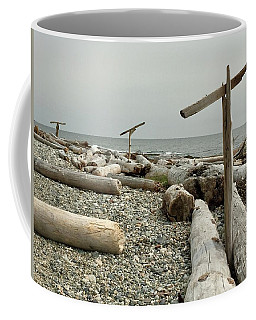 Go North Young Man Coffee Mug
