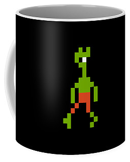 Coffee Mug featuring the digital art Goblin 002 by Bfm