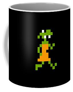 Coffee Mug featuring the digital art Goblin 003 Sprite by Bfm