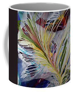 God Gives Us Roots And Wings Coffee Mug