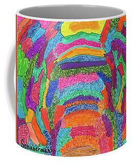 God Is Color - The Original Coffee Mug