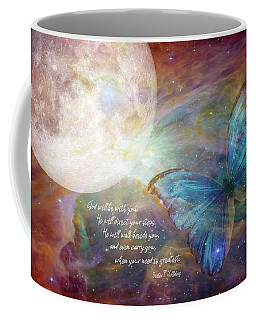 God Will Be With You Coffee Mug