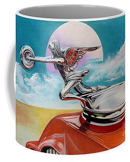 Goddess Of Speed Coffee Mug