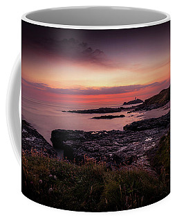 Godrevy Sunset - Cornwall Coffee Mug