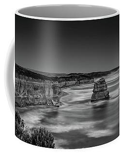 Gog And Magog At The Twelve Apostles Coffee Mug