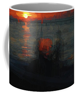 Going Fishin' Coffee Mug