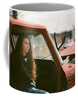 Coffee Mug featuring the photograph Going Nowhere by Carl Young