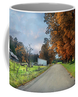 Going Up The Country Coffee Mug