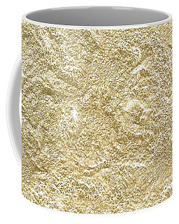 Gold Stone  Coffee Mug