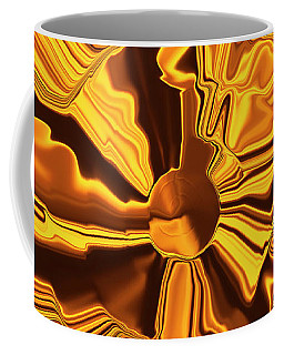 Golden Circle Coffee Mug