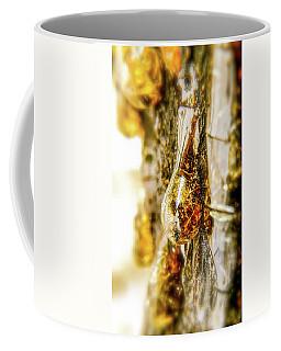 Golden Drop Coffee Mug